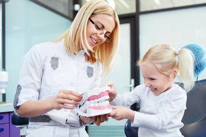 Услуги детского стоматолога в Череповце
