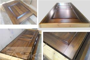 Купить входные деревянные двери
