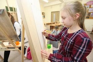 Детская художественная школа в Вологде