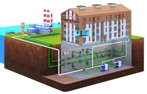 Водоснабжение и водоотведение жилых зданий в Вологде