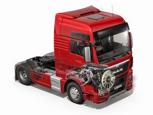 Запчасти для грузовиков МАН в Вологде