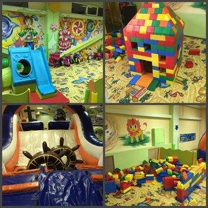 Детская игровая комната в Новотроицке