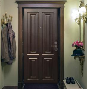 Новые модели входных дверей.