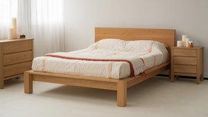 Кровать из массива дерева лучших пород в Вологде