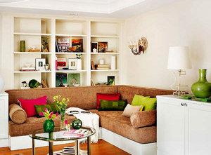 Выбираем подходящий диван для гостиной