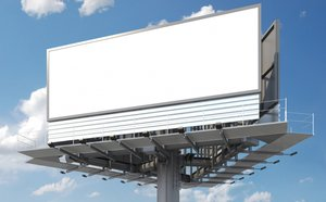 Изготовление конструкций для размещения наружной рекламы в Вологде