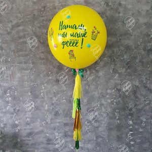 Воздушные шары большого размера с гелием в Череповце