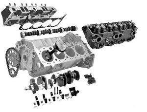 Ремонт двигателя - цена доступная, сервис на высоте!