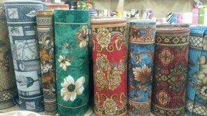 Наиболее распространенным вариантом ковром на пол является палас.