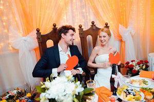 Организуем свадьбу в кафе