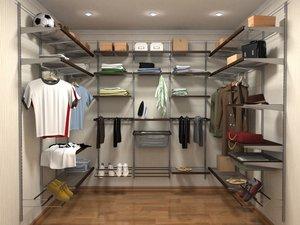 Купить гардеробные системы в Вологде