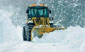 Заказать уборку и вывоз снега в Вологде