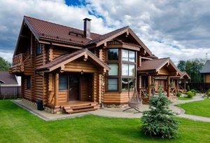 Строительство деревянных домов. Обращайтесь!