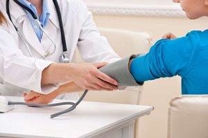 Прием врача терапевта в Вологде