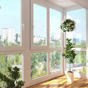 Панорамные окна на лоджию в Вологде