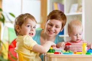 Лицензированный частный детский сад в Вологде