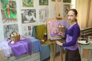 Обучение рисованию детей Вологда