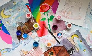 Организация конкурсов детских рисунков в Вологде