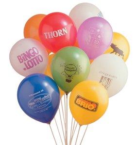 Воздушные шары с логотипом вашей компании: изготовление и доставка БЫСТРО И НЕДОРОГО!