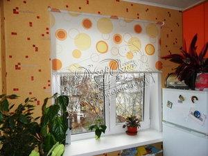 Купить рулонные шторы системы Стандарт в Вологде