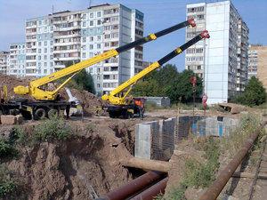 Строительство инженерных сетей и сооружений