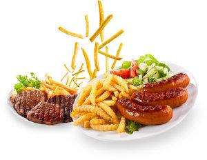 Комплексные обеды в ресторане Череповце