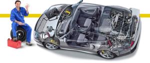Кузовной ремонт иномарок - профессиональный подход, доступные цены!