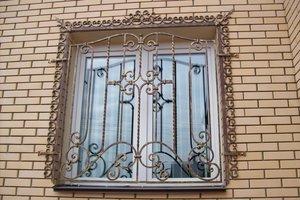 Изготовление и установка решеток на окна в Вологде