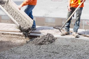 Популярные марки бетона и области их применения