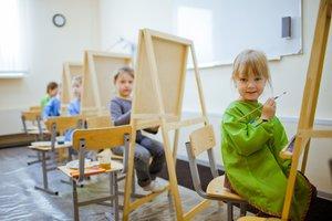 Художественная школа в Вологде приглашает на обучение детей и взрослых
