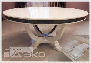 Обеденные и кухонные столы из массива дерева в Вологде