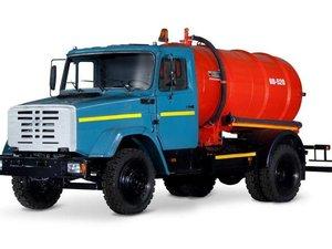 Заказать ассенизаторскую машину в Вологде
