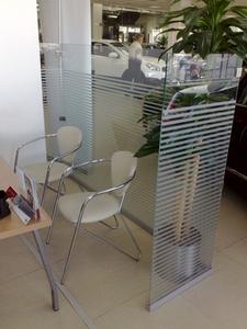 Перегородки для зонирования офиса