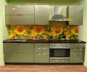Встроенные кухни на заказ в Новокузнецке