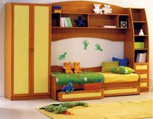 Мебель для детских в Туле - практично, оригинально, безопасно!