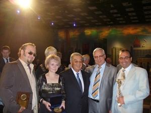 Победители федерального этапа конкурса «Золотой Меркурий»