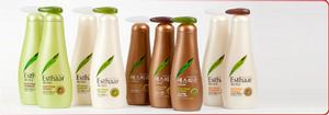 Серия средств лечения кожи головы и профилактика выпадения волос ESTHAAR Scalp Energy. ЭСТАР - природная сила молодых побегов.