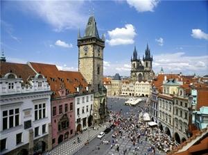 Горящий тур в Прагу (Чехия) 21 444 руб руб. /чел. (Вылет из Новосибирска 16. 12. 2013)