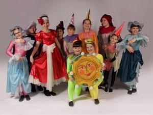 Набор в детскую театральную школу