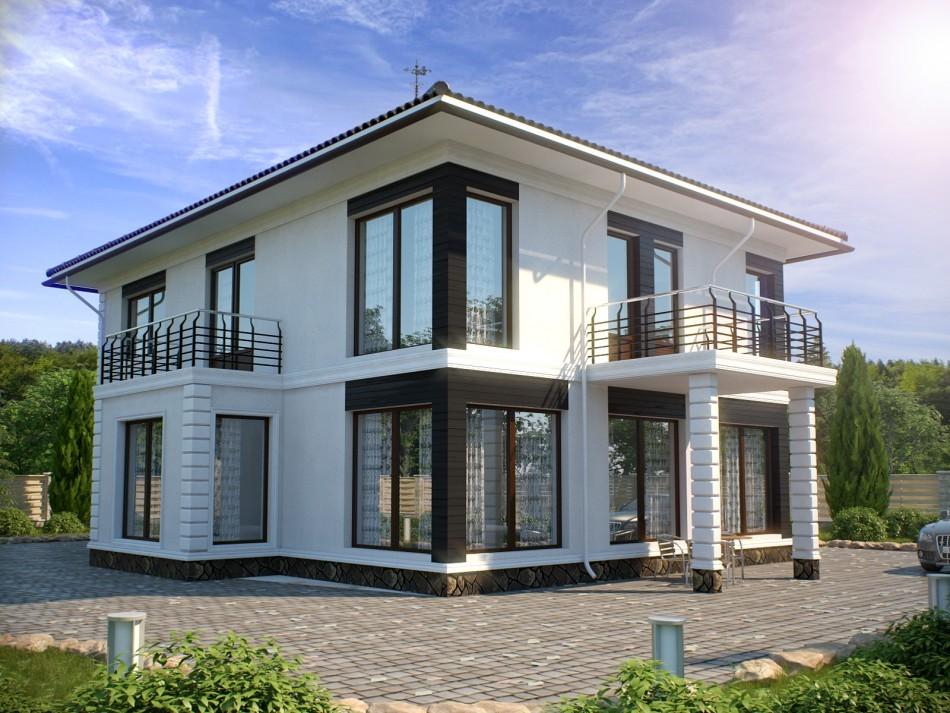 Строительство дома из газоблоков под ключ в Череповце