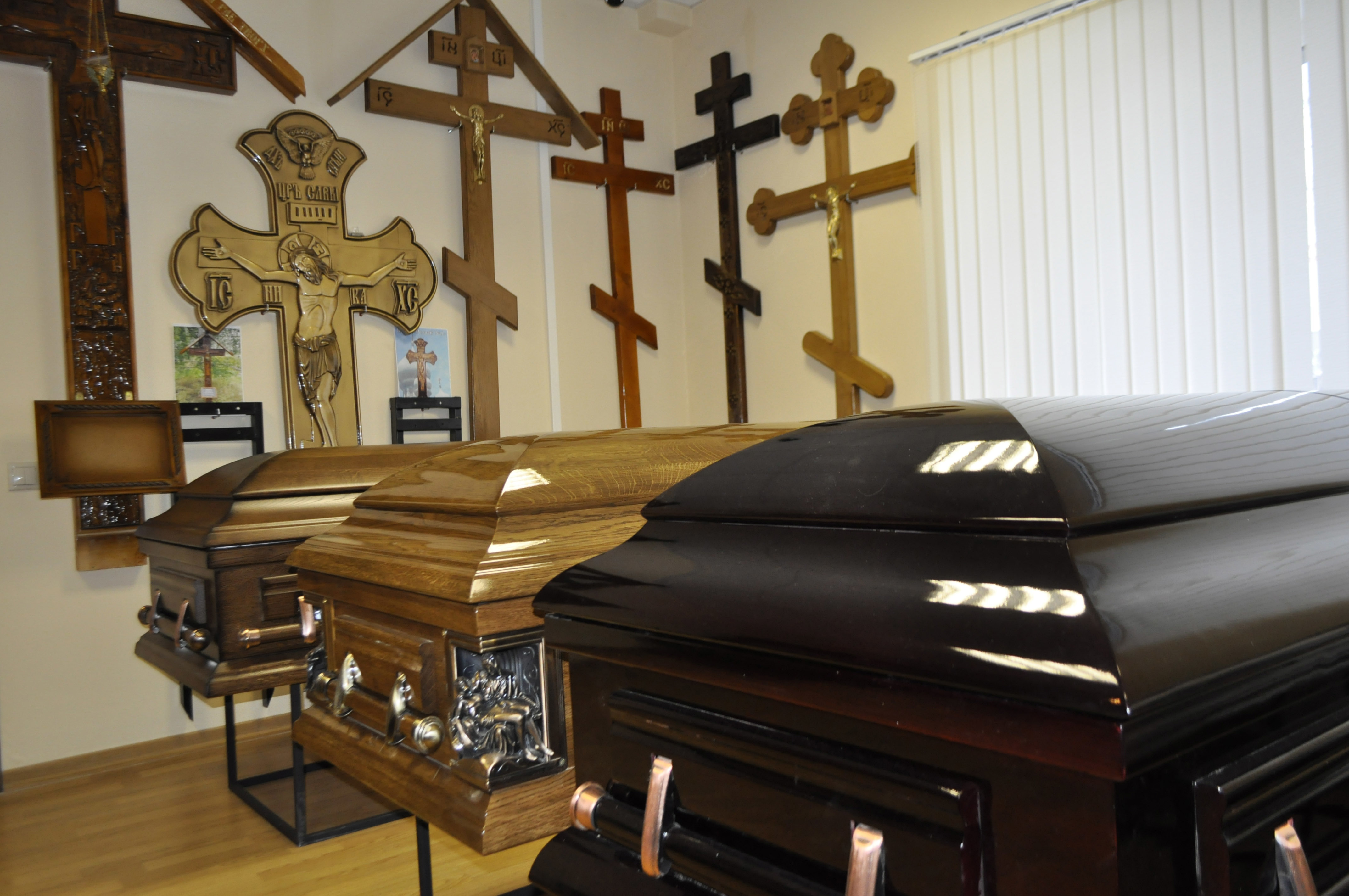 Похоронное бюро в Череповце
