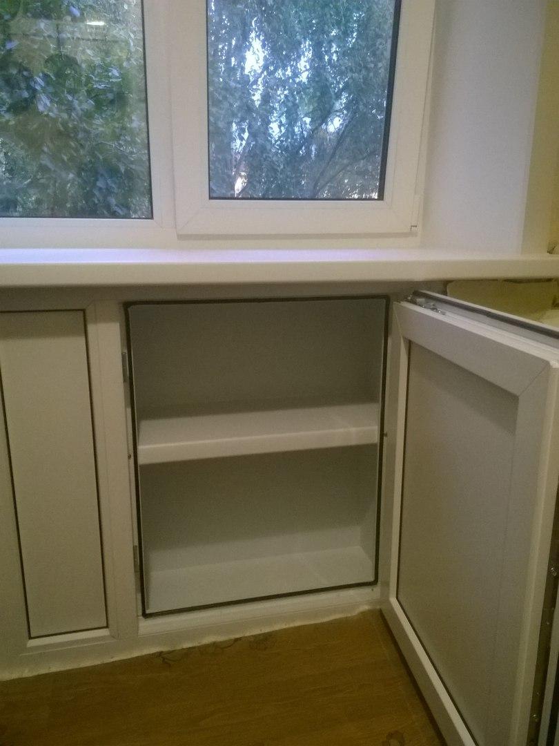 настоящее время север холодильник под окном варианты отделки фото томатов