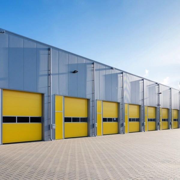 купить промышленные ворота