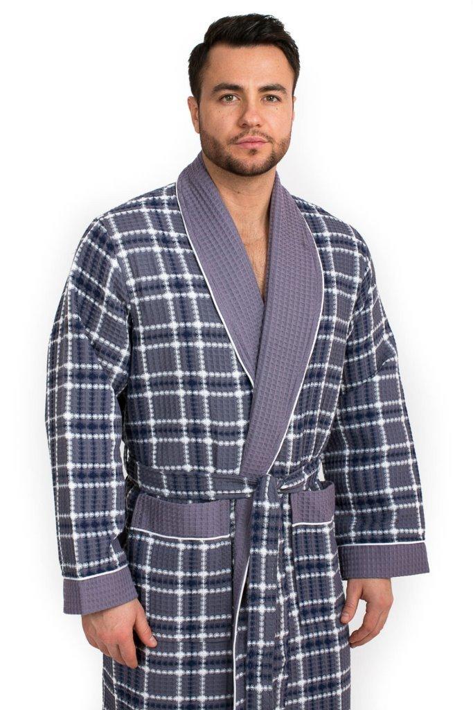 Мужские халаты махровые