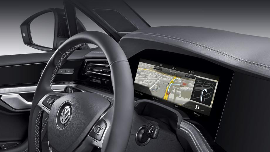 Компания Bosch раскрыла детали своих изогнутых экранов