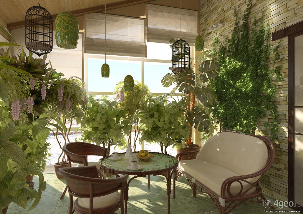 Форум цветоводов * просмотр темы - домашняя оранжерея. зимни.
