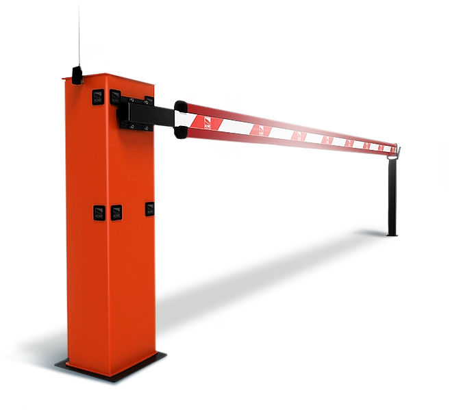Заказать установку автоматического шлагбаума в Череповце