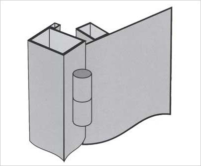коробка из профильной трубы