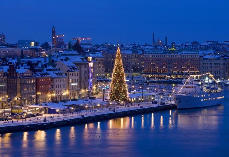5 Балтийских столиц