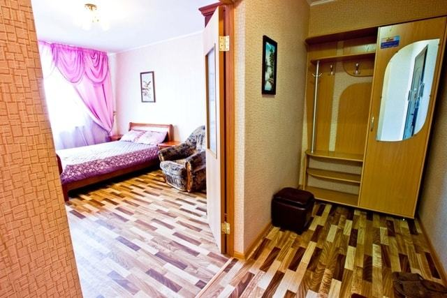 Фото комнаты и коридора